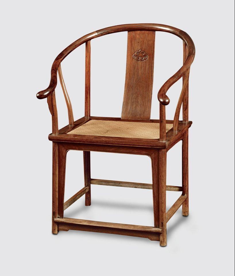 中国椅子手绘图片